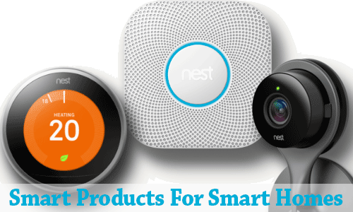 Nest Smart Products