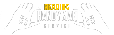 Handyman reading